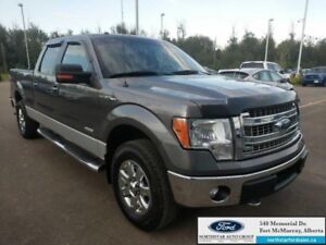 2014 Ford F-150 XLT|3.5L|XTR Pkg|Tailgate Step|Lower Two-Tone Pa