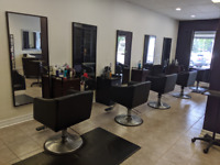 Chair Rental - Beautiful Salon - Affordable - Great Location