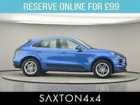 2019 Porsche Macan 3.0T V6 S PDK 4WD (s/s) 5dr SUV Petrol Automatic