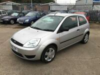 Ford Fiesta 1.25 Style 2005 WITH ONLY 67K & 12 MONTHS MOT