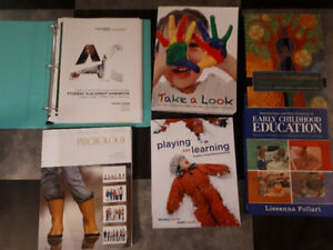 First year early childhood education books