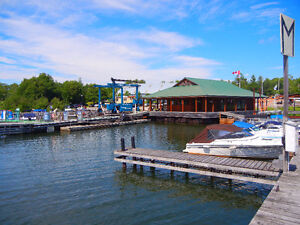 Large Marina with 3 Waterfront homes included Kawartha Lakes Peterborough Area image 3