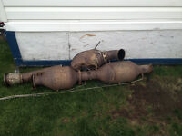 Wanted ** DPF a Stock exhaust systems All Makes All Models