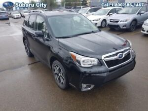 2016 Subaru Forester 2.0XT LIMITED,LEATHER,TURBO,250 HP,SUNROOF,