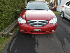 CHRYSLER SEBRING Touring décapotable 2008