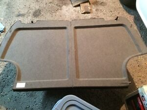 JDM FC RX7 rear cargo cover