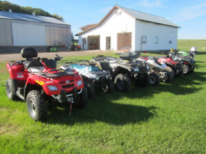 ATV's Wanted!  Cash Paid Running or Not.