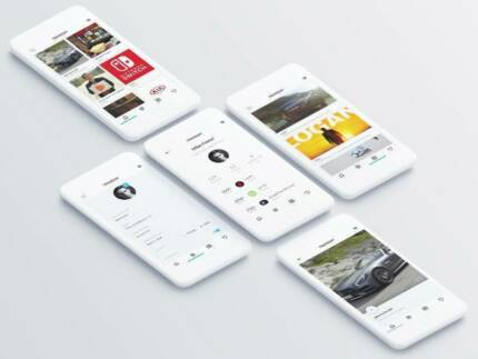 I will design and develop best UI for apps