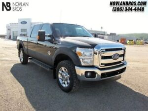 2014 Ford F-350 Super Duty Lariat  - Leather Seats