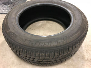 4 Pneus  Hiver - Snow Tires - 225 60 17 -  Michelin X ICE