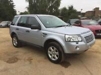 2009 Land Rover Freelander 2 2.2 TD4 GS 5dr