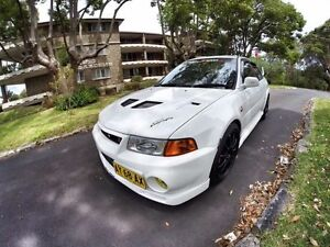 1999 Mitsubishi Evo 6 Chatswood Willoughby Area Preview