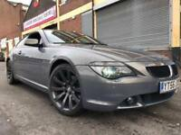 BMW 630 3.0i 2007 Sport AUTOMATIC, GAS CONVERTED, SUNROOF, BARGAIN