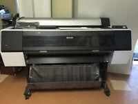 Epson 9890 Printer // Imprimante Epson 9890