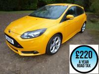 2014 Ford Focus 2.0T 250 ST-3 Turbo 5dr Hatchback