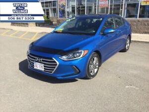 2018 Hyundai Elantra GLS   Heated Front Seats,Sunroof,Keyless St