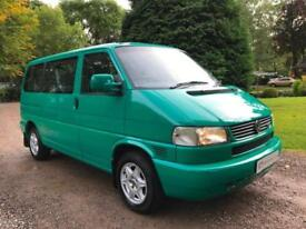 ICONIC VOLKSWAGEN CARAVELLE SWB T4 SYNCRO 4WD 2.5TDI 9ST TOP SPEC LONGNOSE WOW