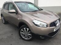 2011 61 Nissan Qashqai 1.6 2WD Tekna 5 door with full panoramic sunroof