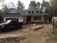new construction and renovations