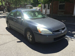 2005 Honda Accord Berline