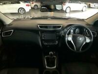 2017 Nissan Qashqai 1.2 DiG-T Tekna [Non-Panoramic] 5dr HATCHBACK Petrol Manual
