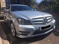 Mercedes-Benz C Class COUPE AMG SPORT 7G-TRONIC PLUS 2DR - FULL LEATHER - 3 YEARS WARRANTY
