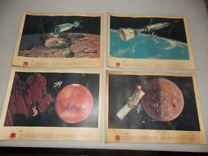 1867/ 1967 space collector set