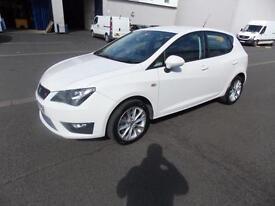 Seat Ibiza 1.6TDI CR 2012MY FR Face Lift Model Diesel 68k History £30 Tax
