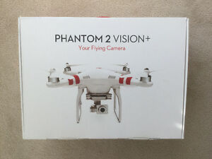 DJI Phantom Vision 2 Plus Quadcopter Drone