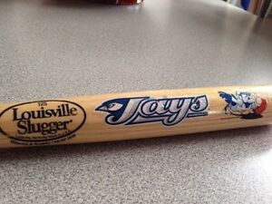 "18"" louisville slugger 2010 blue jays bat"