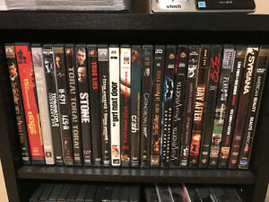 DVD Movies for sale $5 each