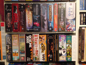 Board Games Buy, Sell, and Trade