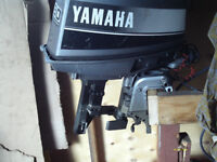 1987-1992 30 hp Yamaha outboard complete bottom end