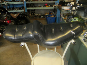 Mustang Seat for Harley Sportster 90's model