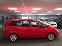 2012 Vauxhall Zafira 1.6 i VVT 16v Exclusiv 5dr