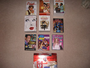 Various Television Series For Sale