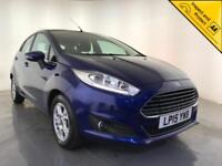 2015 FORD FIESTA ZETEC ECONETIC TDCI FREE ROAD TAX 1 OWNER SERVICE HISTORY