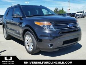 2015 Ford Explorer Limited  - Certified - Leather Seats