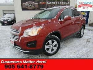 2016 Chevrolet Trax LT  AWD, ALLOYS, BLUETOOTH, REMOTE, POWER GR