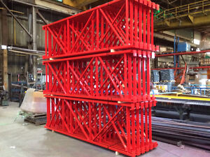 50,000 Sq.Ft. New and Used Pallet Racking Kitchener / Waterloo Kitchener Area image 2