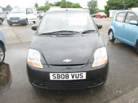 2008 Chevrolet Matiz 1.0 SE, LOW 56K MILES, 2 KEYS, FULL MOT,