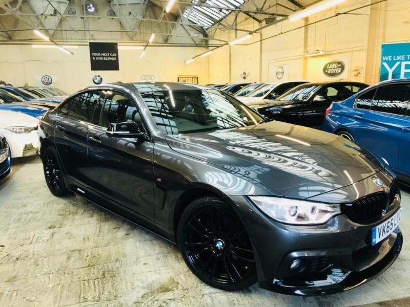 2015 BMW 4 Series Gran Coupe 2.0 420d M Sport Gran Coupe ...