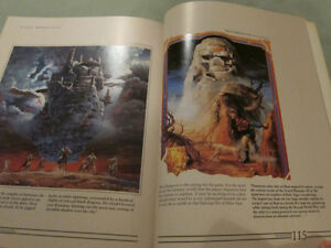 The Art of the Dungeons and Dragons Fantasy Game Paperback 1986 Kingston Kingston Area image 9