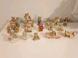 Cherished Teddies Collectables set of 16