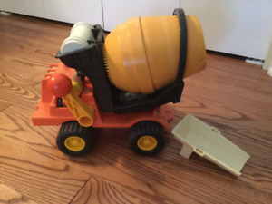 Camions vintage Fisher Price