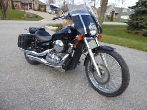 Honda Shadow Spirit 750 Exceptional Bike at an Exceptional Price