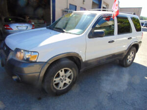 2005 Ford Escape XLT SUV, 4X4