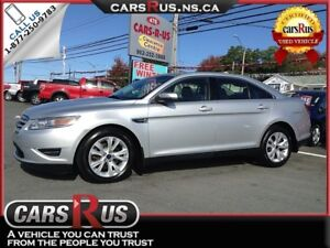 2011 Ford Taurus SEL.....Includes 4 FREE winter tires!!