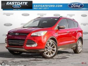 2015 Ford Escape SE Chrome Package 4x4