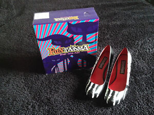 Bone Print Shoes